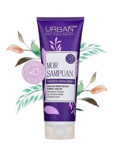 Urban Care Urban Care Mor Saç Bakım Şampuanı Renksiz